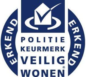 Keurmerken van politiekeurmerk Veilig Wonen slotenservice Amsterdam